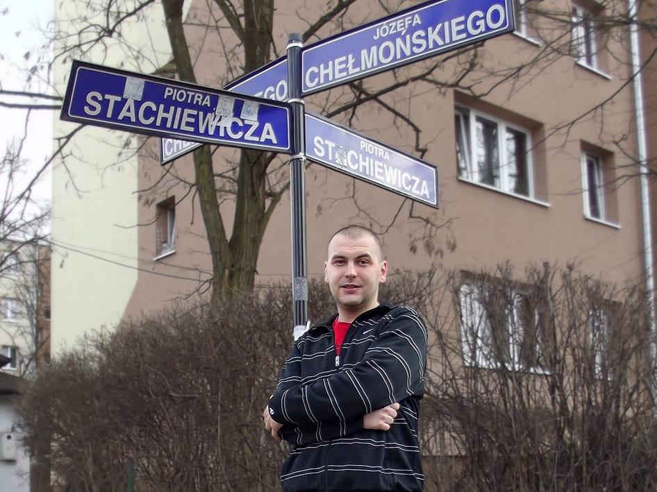 Grzegorz Krzywak Osiedle Azory