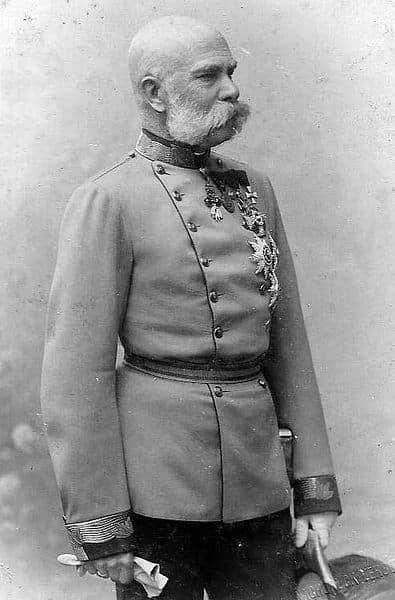 Franciszek Józef I. Źródło: wikipedia.org