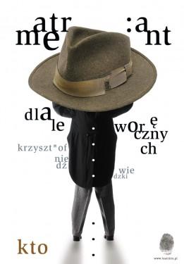 'Atrament'-projekt plakatu_Witold Siemaszkiewicz (1)