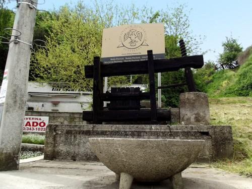 Miasto Tokaj jest dumne z tradycji.