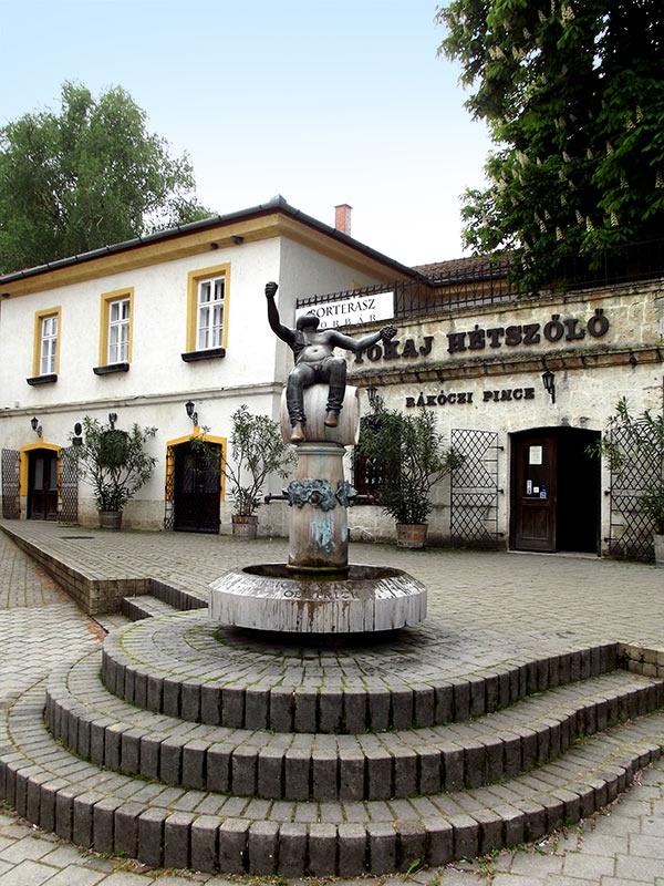 W Tokaju istniał kult Bachusa.