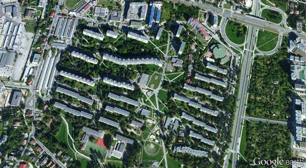 Źródło: Google Maps.