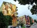 Miały być murale…
