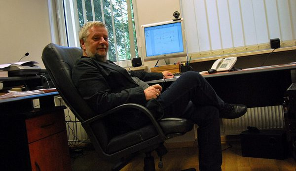 Prof. Mariusz Papp.
