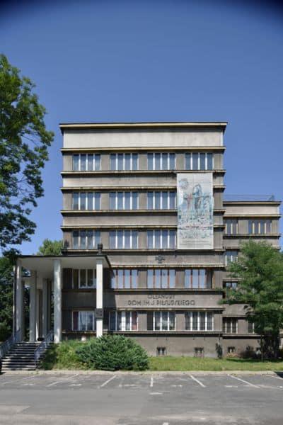7.Adolf Szyszko-Bohusz, Dom im. Józefa Piłsudskiego, Oleandry, Kraków, 1931, fot. Jarosław Matla.