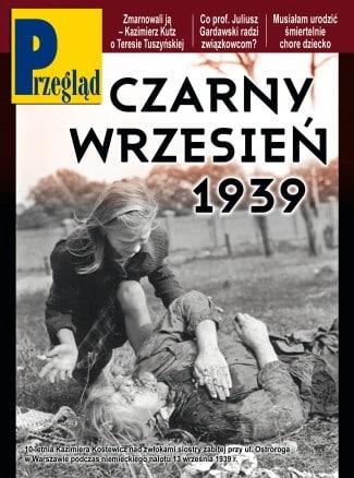 """Tekst pochodzi z nr 40/2013 tygodnika """"Przegląd""""."""