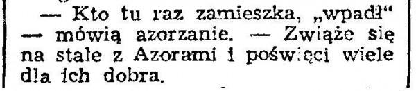 Dziennik Polski 1949 rok.