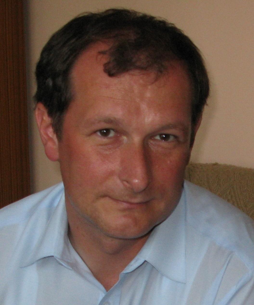 Dr inż. Jacek Dębowski.