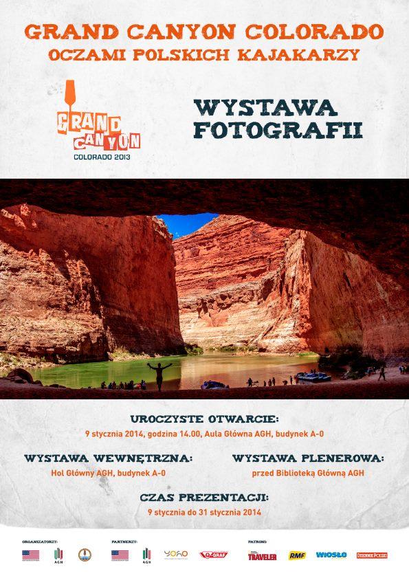 Grand Canyon Colorado oczami polskich kajakarzy (AGH)