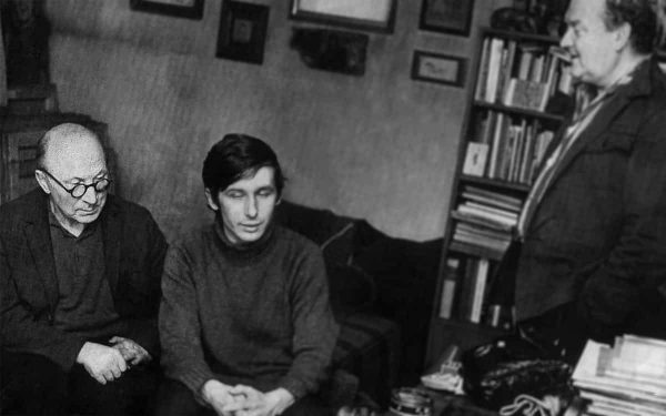 Jan Stoberski, Leszek-Walicki, Jerzy Panek