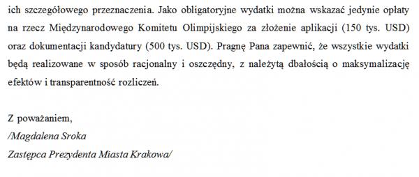 sroka - jawnosc