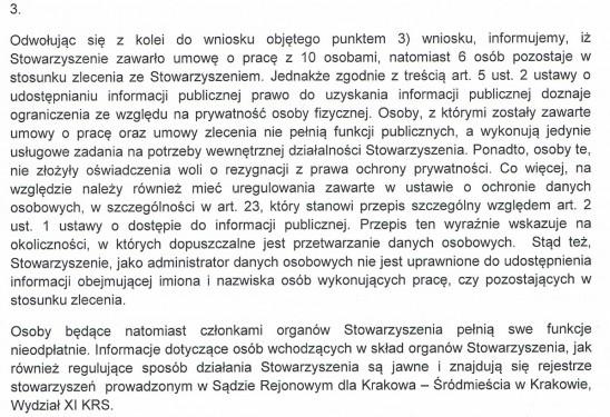 Kto pracuje w Kraków 2022?