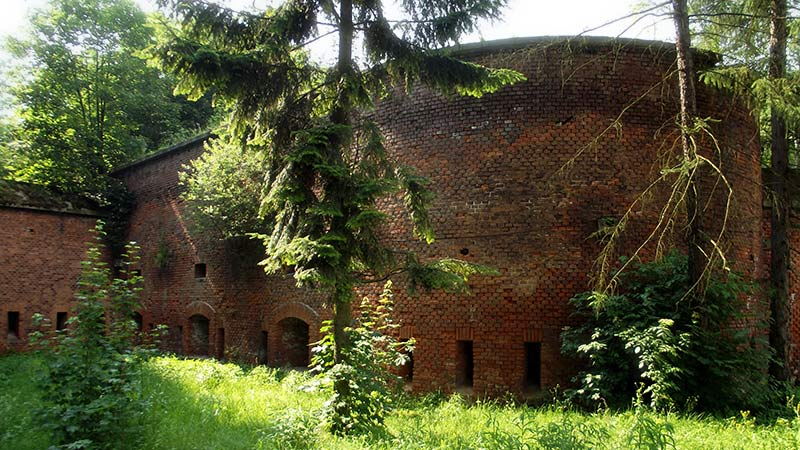 Fort Bronowice.