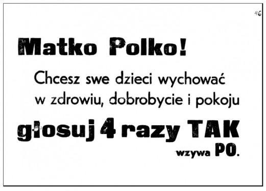 Referendum Kraków Platforma Obywatelska