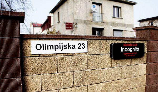 Olimpijska Kraków Incognito