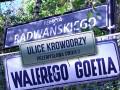 Ulice Krowodrzy #6 i #7: Goetla i Radwańskiego