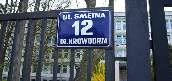 Instytut Psychofarmakogolii PAN mieści się przy ul. Smętnej 12/ Dz. Krowodrza.