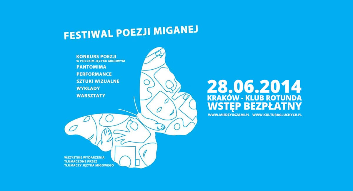 Festiwal poezji miganej