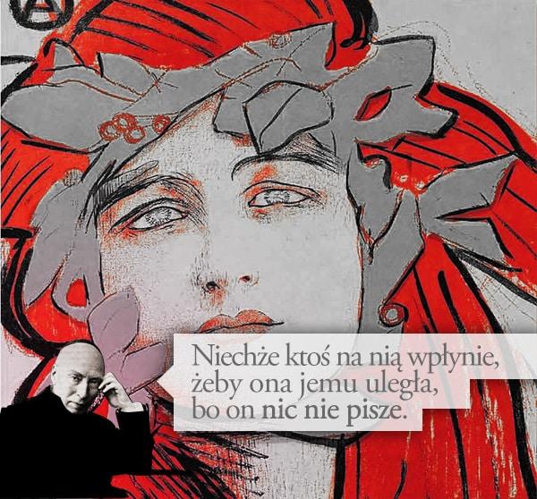 Tadeusz Boy-Żeleński - Z dogmatem