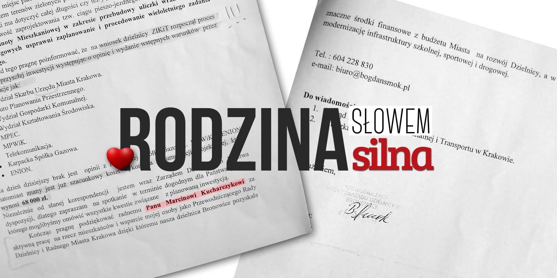Bogdan Smok Rodzina Słowem Silna