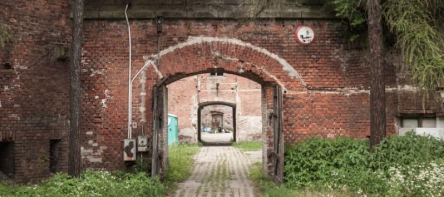 Fort Bronowice Twierdza Kraków Grzegorz Stawowy