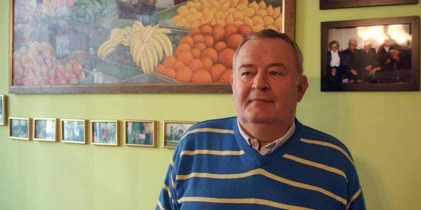 Prezes Jan Nalepa.
