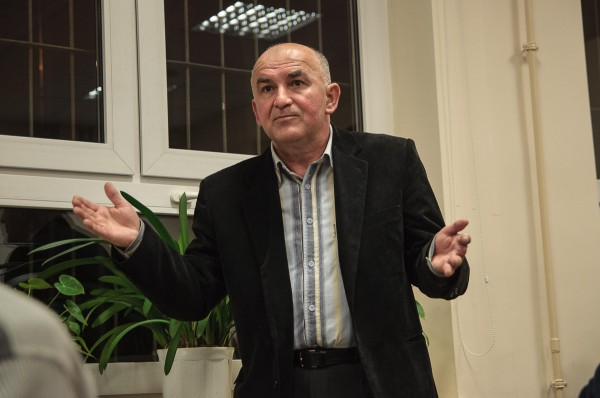Bogdan Nowak. Fot. Jakub Włodek.