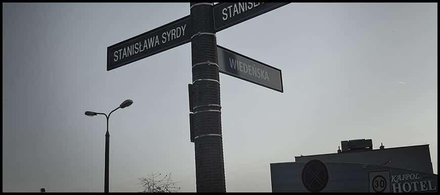 Stanisław Syrda Bronowianka Ulica