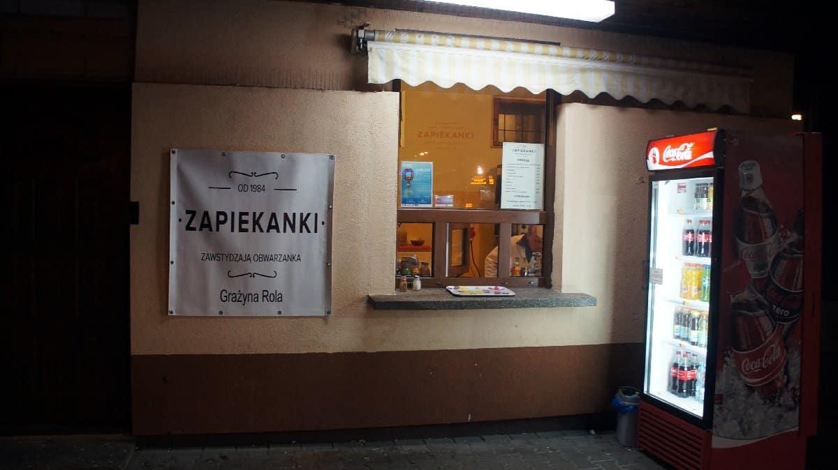 Zapiekanki w Krakowie Najlepsze