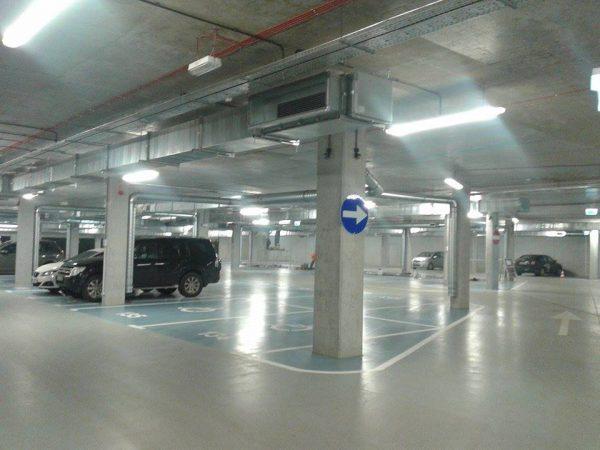 Parking przy Muzeum Kraków Gdzie parkować w Krakowie