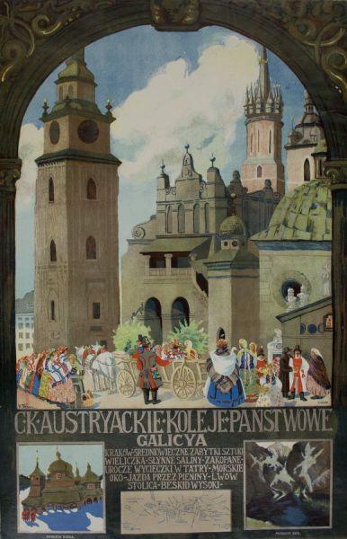 Jacek Purchla o Galicji. 03_Plakat_reklamujacy_podroze_koleja_wynik