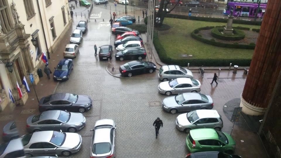 Gdzie parkować w Krakowie