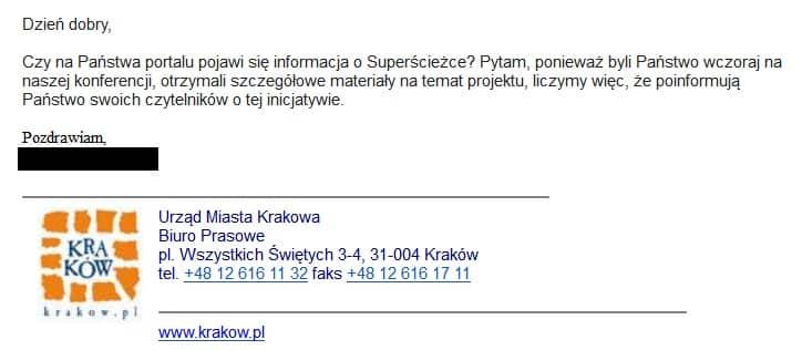 Supersciezka-UMK