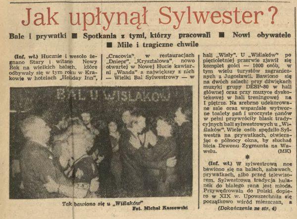 SYLWEK 1.1.1986
