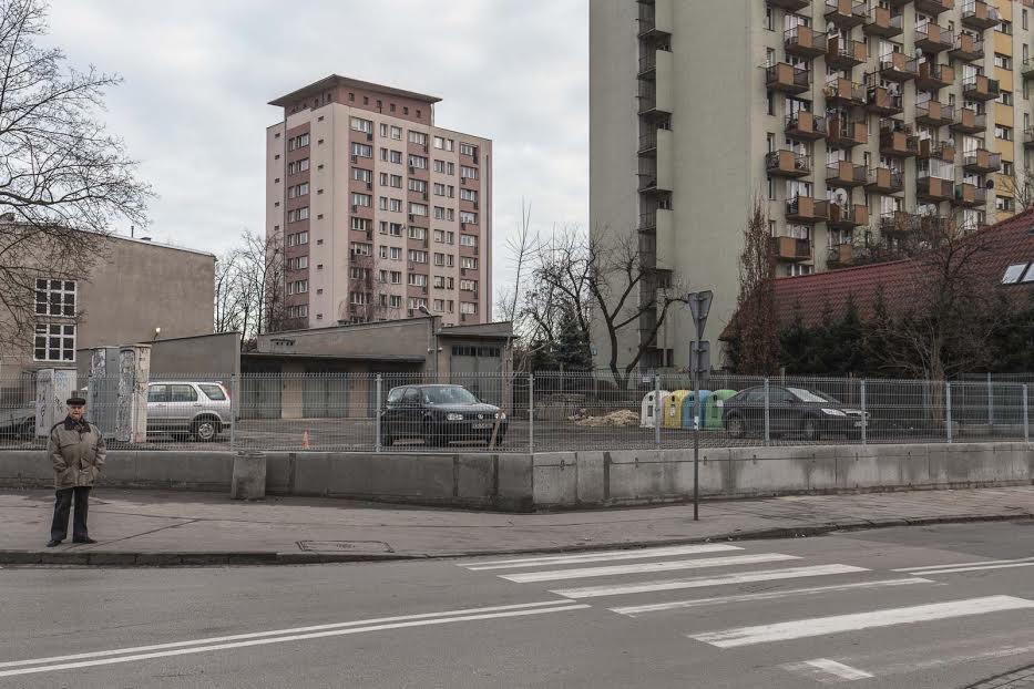 Osiedle Azory Kraków Kioski na Azorach
