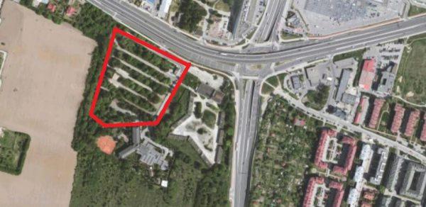 park radzikowskiego
