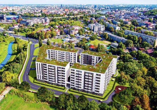 Przewodnik po parkach w Krakowie: Konopnicka City Park.