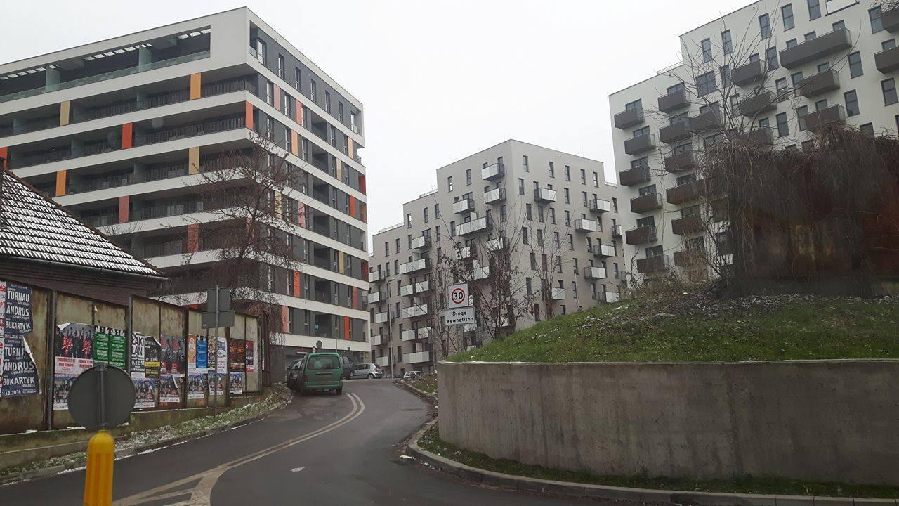 architektura osiedli mieszkaniowych