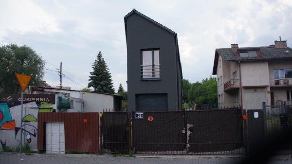 Dom Jednorodzinny, Kraków