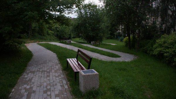 Trasa Transfogarska. Park Linearny Kraków
