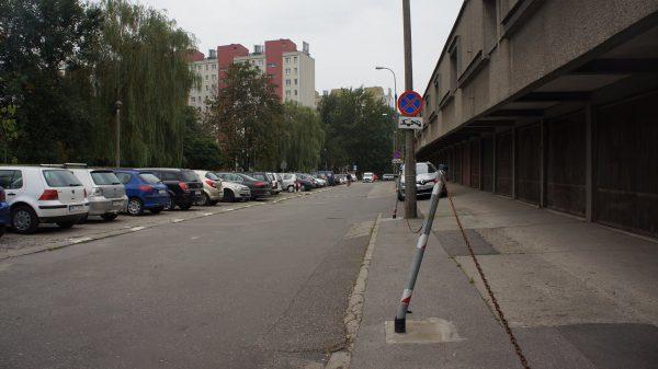 System parkingowy dla osiedla