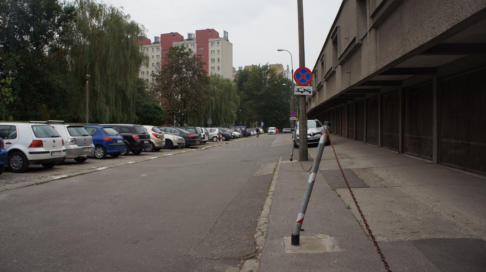 Parkowanie w Krakowie