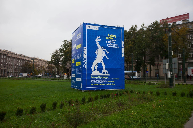 Plac Centralny Nowa Huta