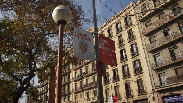Dyktoza. Barcelona. Barcelona. Tak też mogą wyglądać reklamy wyborcze.