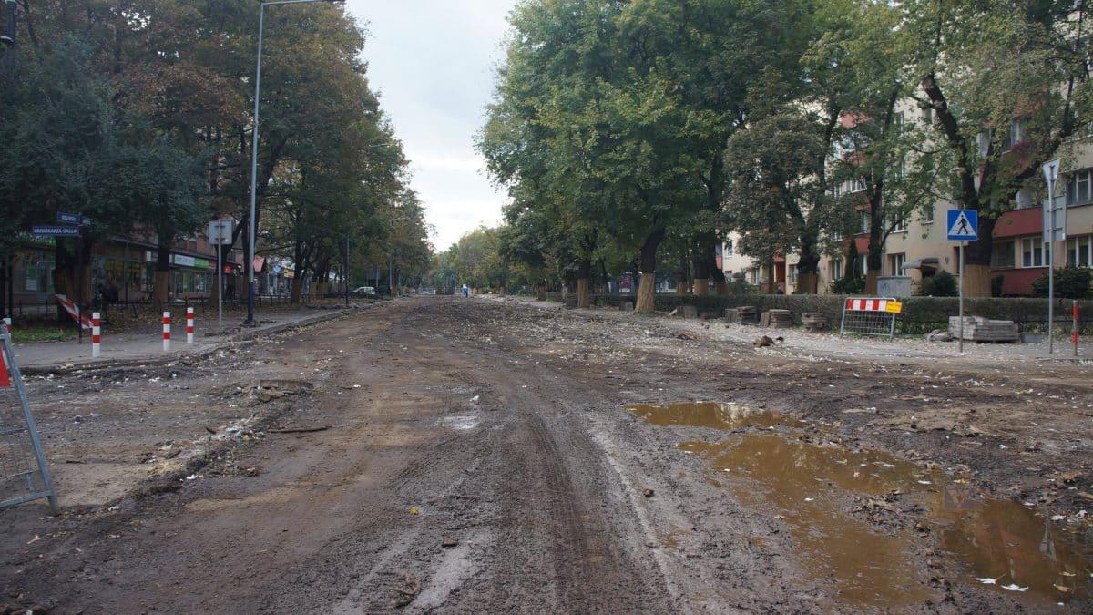 Ulica Królewska. Kraków