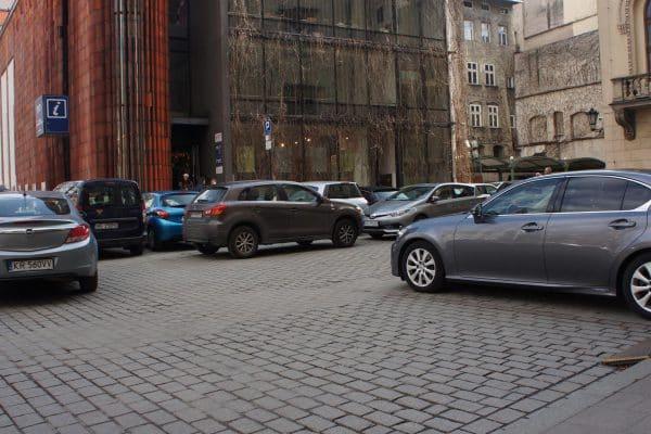 Urząd Miasta Krakowa Parking