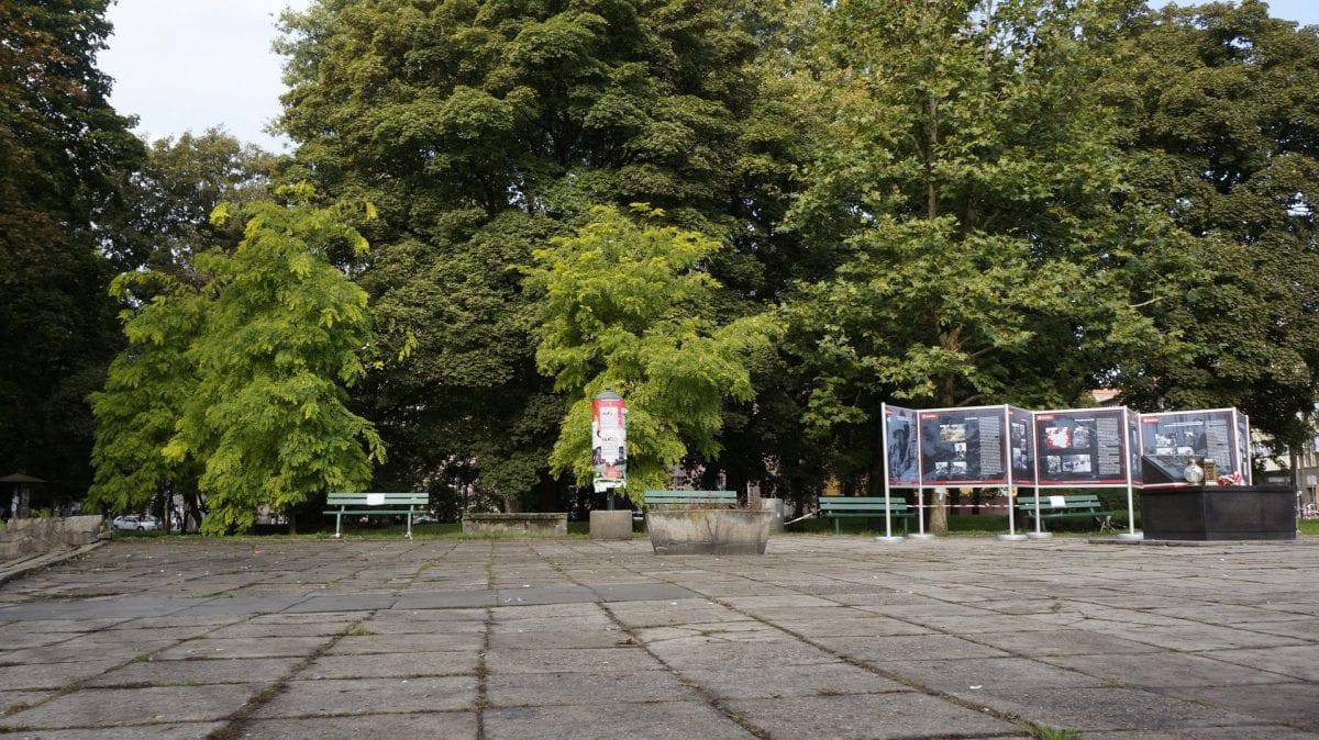 Plac Inwalidów Rewitalizacja