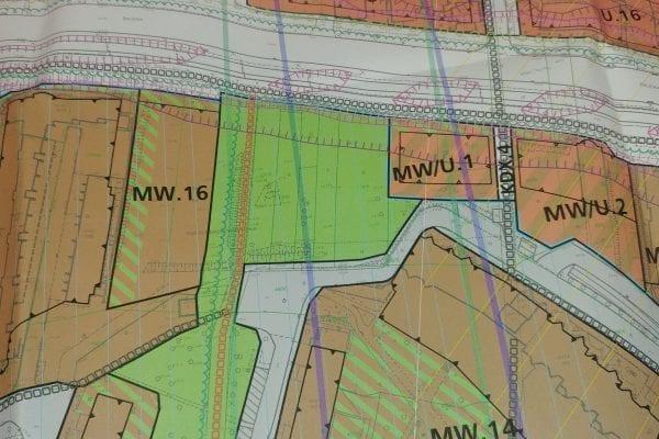 Osiedle Widok Plan Miejscowy