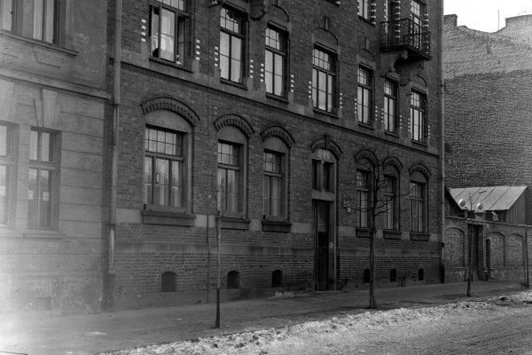 Lenin w Krakowie.
