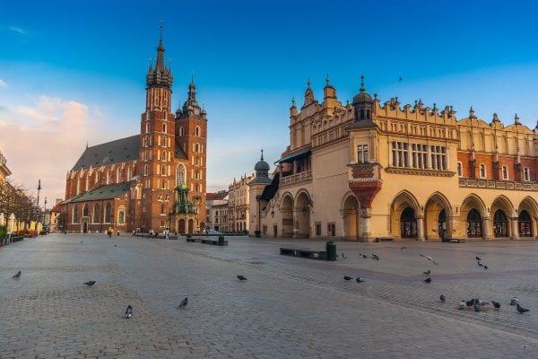 Kraków dla turystów